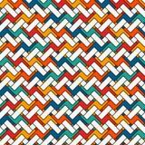 Visgraatbehang Abstracte parketachtergrond Naadloos oppervlaktepatroon met herhaalde rechthoekige tegels vector illustratie