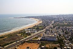 Vishakhapatnam Royalty Free Stock Photo