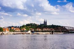 Visherad Praga fotos de stock