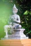 Vishnu är guden av Hinduism, hinduiska gudar royaltyfri foto
