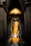 Vishnu angkor obraz stock