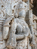 Vishnu Royalty Free Stock Photo
