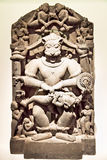 Vishnu in form as Narasimha, India Stock Photos