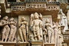 Vishnu - ogólnoludzcy bóstw uosabiania Obrazy Stock