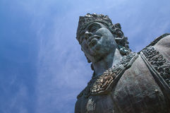 Vishnu statue Royalty Free Stock Image