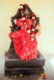 Vishnu statue Stock Image