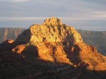 Vishnu Temple, Grand Canyon imágenes de archivo libres de regalías