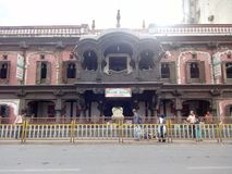 Vishrambagh Wada stock photography