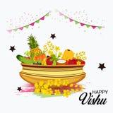 Vishu felice royalty illustrazione gratis
