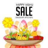 Vishu felice royalty illustrazione gratis