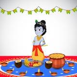 Vishu-Hintergrund Lizenzfreie Stockfotografie