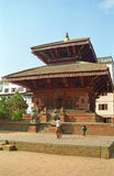 Vishwanath tempel, Patan, Nepal Royaltyfria Bilder
