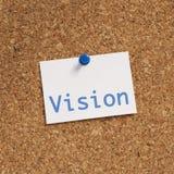 visión Imagen de archivo libre de regalías