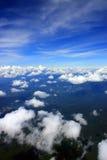Visión aérea imagen de archivo
