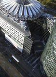 Visión aérea cerca del cuadrado de Potsdam foto de archivo libre de regalías