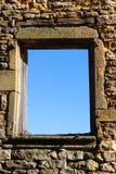 Visión azul fotografía de archivo libre de regalías