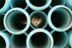 Visión de túnel imagen de archivo