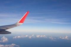 Visión desde el avión Foto de archivo