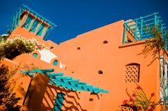Visión desde el centro turístico EL-Gouna Fotos de archivo libres de regalías