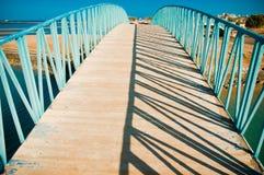 Visión desde el centro turístico EL-Gouna Imagenes de archivo