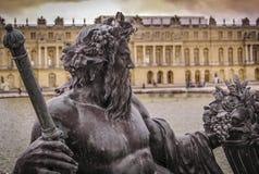 Visión desde el Musee d'Orsay Imágenes de archivo libres de regalías