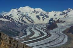 Visión desde el pico de Donoho imagen de archivo libre de regalías