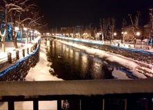 Visión desde el puente Imagenes de archivo