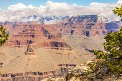 Visión desde el punto del Hopi - Grand Canyon Fotos de archivo libres de regalías