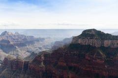 Visión desde Grand Canyon Imagenes de archivo