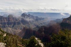 Visión desde Grand Canyon Foto de archivo