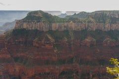 Visión desde Grand Canyon Imágenes de archivo libres de regalías