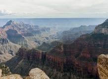Visión desde Grand Canyon Fotos de archivo
