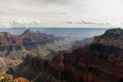 Visión desde Grand Canyon Fotografía de archivo