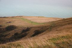 Visión desde la colina Imagen de archivo