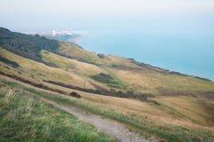Visión desde la colina Imagenes de archivo