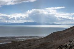 Visión desde la isla del antílope Imagenes de archivo
