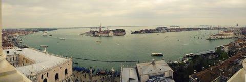 Visión desde la torre de San Marco foto de archivo libre de regalías