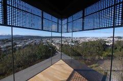 Visión desde la torre 2 del museo de Young Foto de archivo