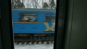 Visión desde la ventana del tren metrajes