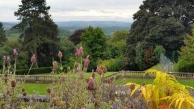 Visión desde las colinas de Malvern Imagenes de archivo