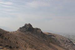 Visión desde Suleiman-Too Imagen de archivo