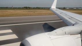 Visión desde un jet que saca de Sicilia metrajes