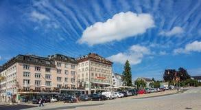 Visión en Einsiedeln, Suiza Fotografía de archivo