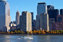 Visión en NYC Imagen de archivo