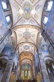 Visión en un techo detallado imagenes de archivo