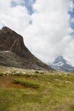 Visión en Zermatt Imagen de archivo libre de regalías