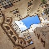 Visión famosa en la ciudad de Lyon Fotografía de archivo