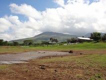Visión hacia Kijabe Imagen de archivo