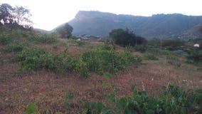 Visión montañosa Imagen de archivo libre de regalías