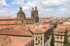 Visión Salamanca Imagen de archivo